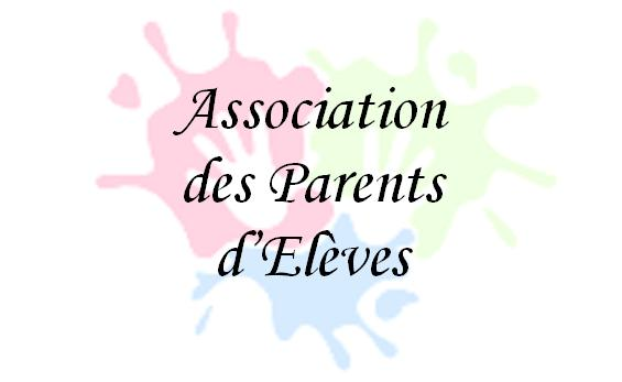 Association des Parents d'Éleves du groupe scolaire Albert Camus