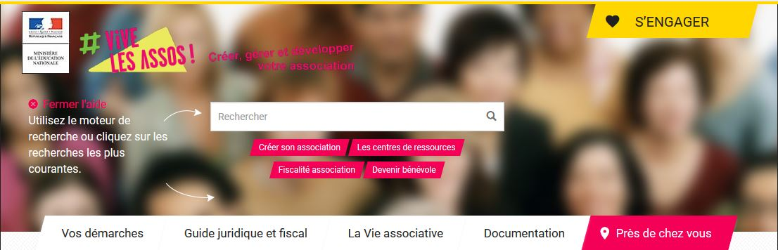 Associations gouv fr