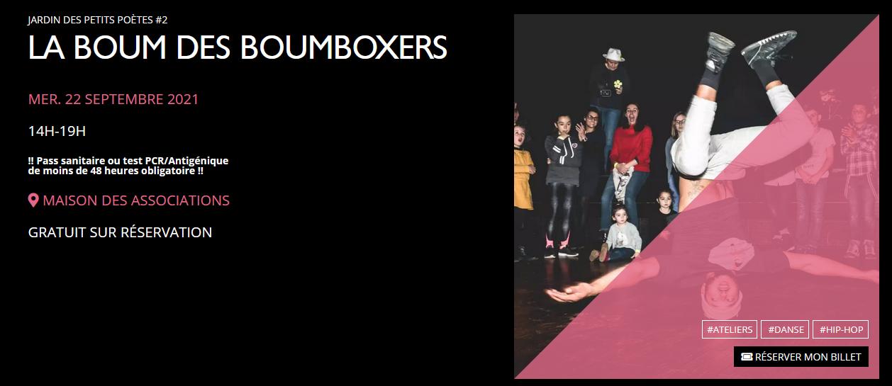 Boomboxers