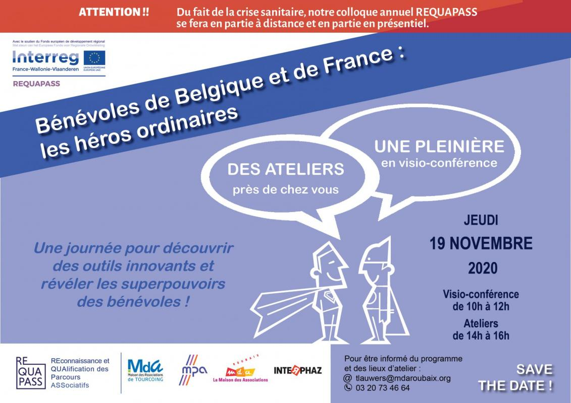 Colloque save the date 2