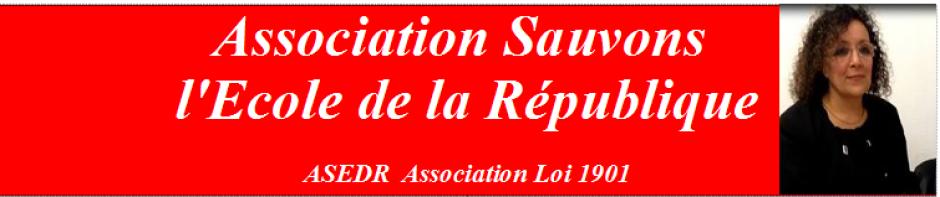 Association Sauvons l'Ecole De la République
