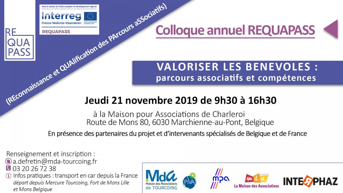 Invitation colloque 21 novembre 2019 2