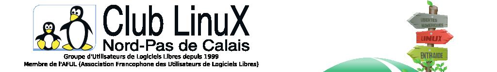 Club Linux Nord-Pas de Calais