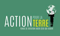 Logo action pour la terre 233x140