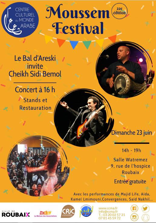 Moussem festival
