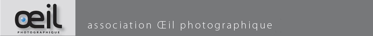 Œil photographique