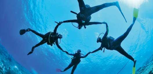 Club de plongée des 3 villes