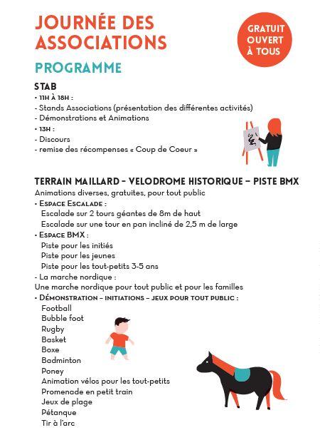 Programme flyer