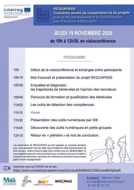 Programme requapass 2020