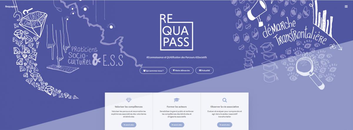 Site requapass